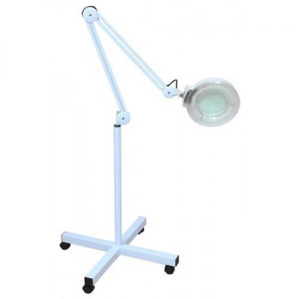 Напольная лампа-лупа